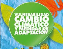 Diseño de portada para cambio climático