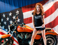 Victory Motorcycles: Photography