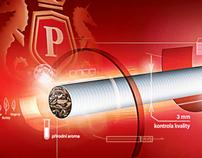 Philip Morris - Petra key visuals