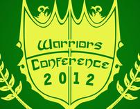 Warrior Conference - Logo / T-Shirt Design