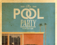 the pool party 4th edition flyer