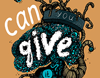 Illustration Can you give it/The Maccabees