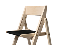 Fika Stol / Folding Chair