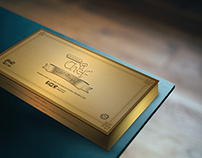 MAMEE Chef Gold - Special Packaging