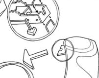 Miniature Stapler Sketch