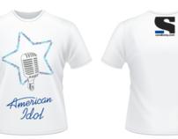 Camiseta American Idol