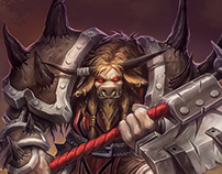 Tauren Warrior