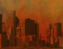 Burning City 1