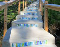 Waterfall Stair Risers