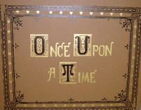 Once Upon A Time - Card / silk