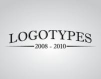 Logotypes 2008 - 2010