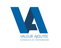 Création du logo de la société Valeur Ajoutée