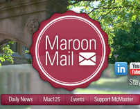 McMaster Alumni Association - Maroon Mail
