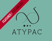 Atypac - Rebranding + Website