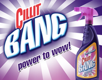 Cillit Bang banner campaign