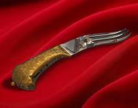 Indo-persian dagger