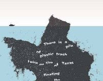 Plastic Island Poster