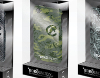 ECKO UNLTD iPhone Shell Case packaging