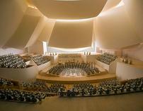 New World Symphony Installation