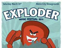 Exploder Music Festival