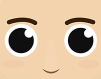 Diseño de personaje para avatar de Bot.
