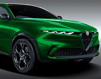 Alfa Romeo Tonale 6x6