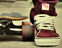 Vans Shoes - Ad feature 2012