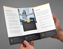 Brochure – Marketing Tri-Fold Template