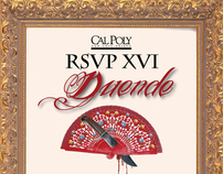 RSVP XV & XVI Poster and Program Design