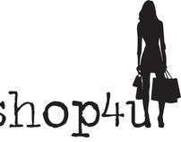 agirl2shop4u Logo