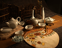 Tea Pot design, Ceramics
