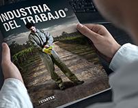 Diseño de catálogo de productos - Startex