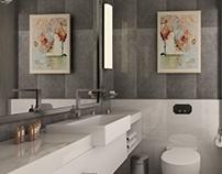 Mecca Hotel Bedrooms Bathroom