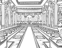 Greek Throne Room