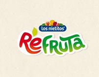 ReFruta - Otra forma de comer fruta