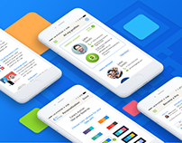 Qme — Mobile app UX/UI design & development