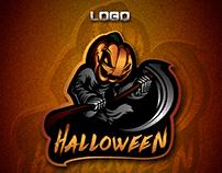 Logo: Halloween