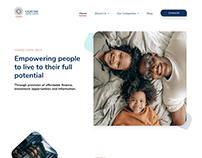 Website for Casafina Group