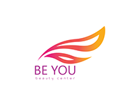 Be You beauty center | Logo