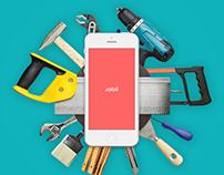 Landing Page Apresentação // Jobii