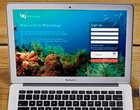 Marinalog - Diving Social Network