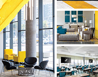 Mood Board | Portman Architects