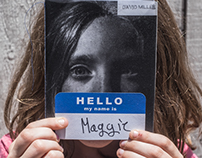 Hello My Name Is Maggie (zine)