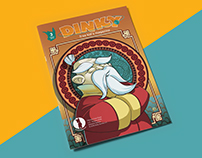 DINKY n.03 - Free Kid's Magazine