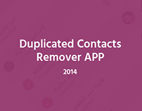 Duplicated Contacts Remover Android App = 2014