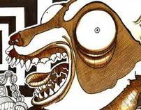 + dr monses monster almanach +