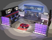 SQUAREENIX Exhibition