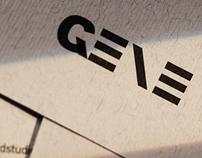 Gene clothing logo & identity