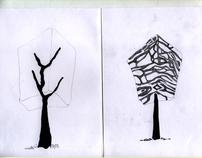 LANDSCAPE drawings 1