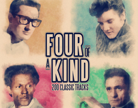 Four of a Kind - Album Design